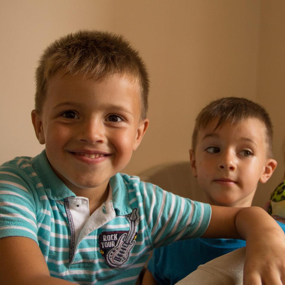 Проект спонсорування дитини