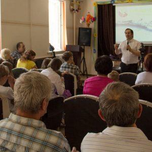 Євангельська церква Преображення місто Бережани