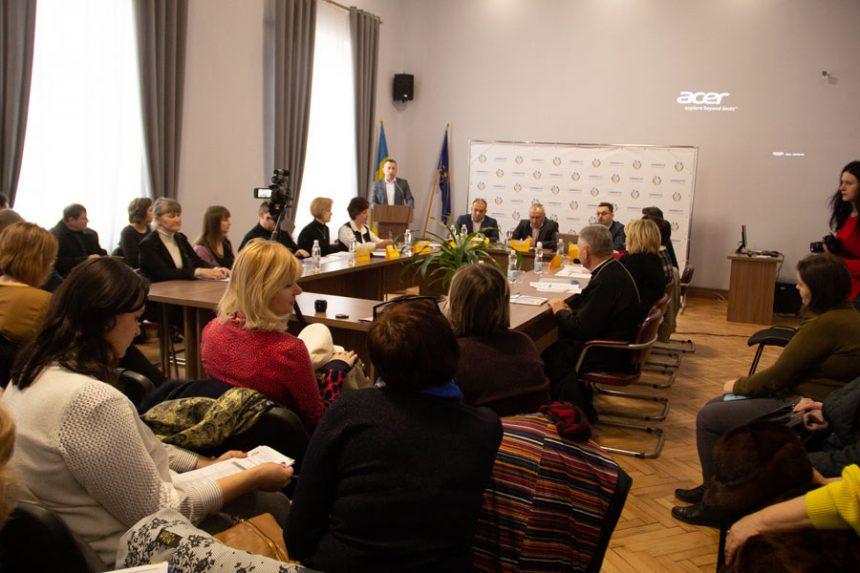 В Бережанах відбувся круглий стіл: Українська сім'я: виклики та завдання