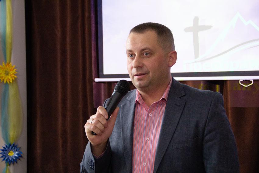 Олег Захарків